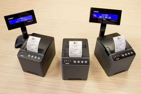 Drukarka fiskalna Posnet Thermal XL - Wybierz wersję konstrukcyjną drukarki