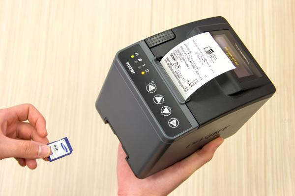 Drukarka fiskalna Posnet Thermal XL - Koniec z przechowywaniem papierowych kopi paragonów